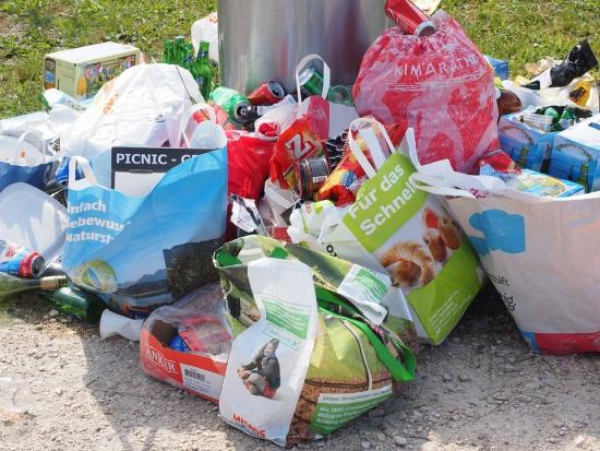 Odpady w Polsce: Co roku wytwarzamy 142 mln ton odpadów