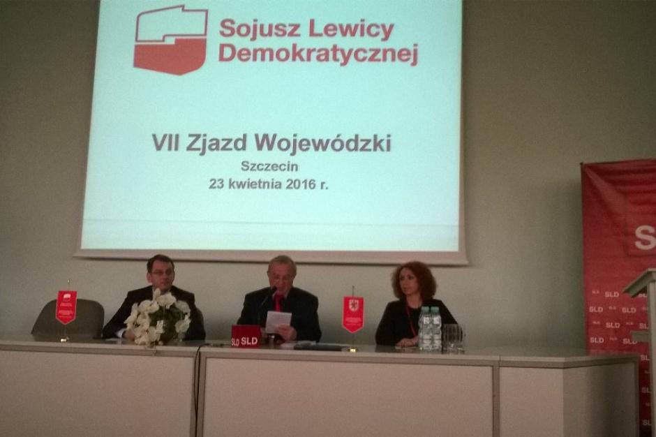 Dariusz Wieczorek ponownie szefem zachodniopomorskiego SLD