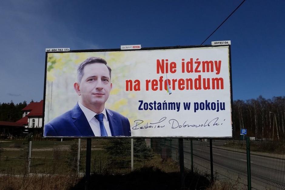Referendum ws. odwołania burmistrza Supraśla