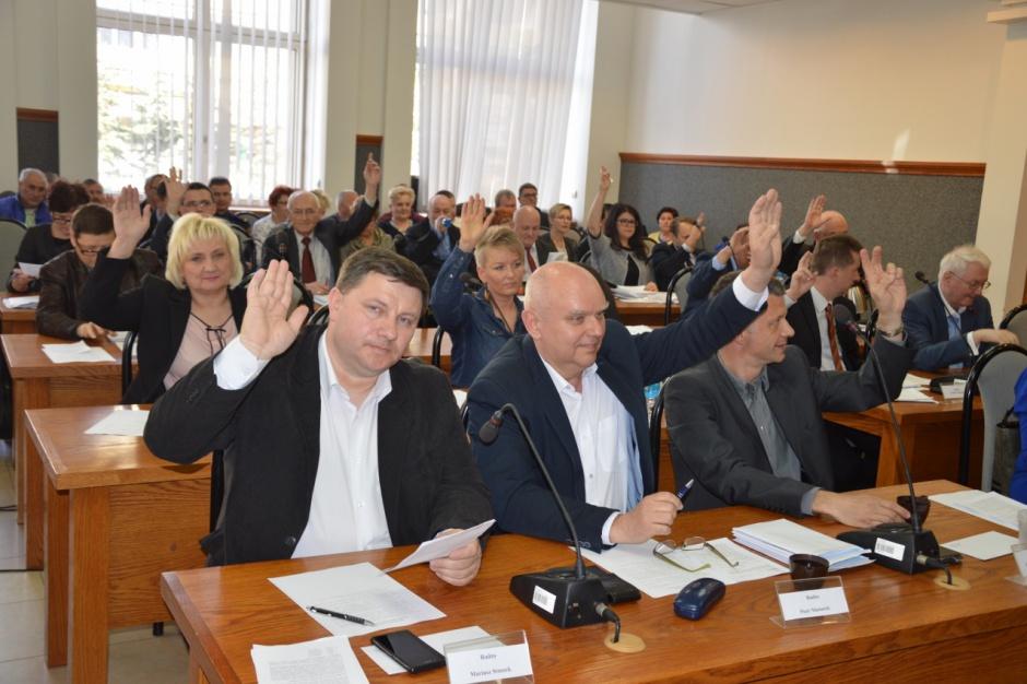 Piotrków Trybunalski. Mniej komisji stałych