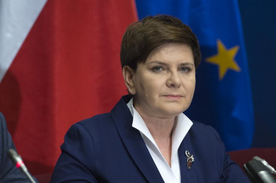 Beata Szydło weźmie udział w podpisaniu umowy Śląskim Urzędzie Wojewódzkim