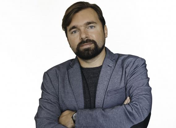 Mateusz Klinowski, burmistrz Wadowic (fot.wadowice.pl)