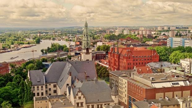 W Szczecinie powstaną nowe zielone podwórka