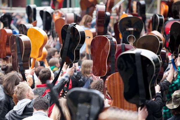 Wrocław będzie bił gitarowy rekord Guinnessa 2016
