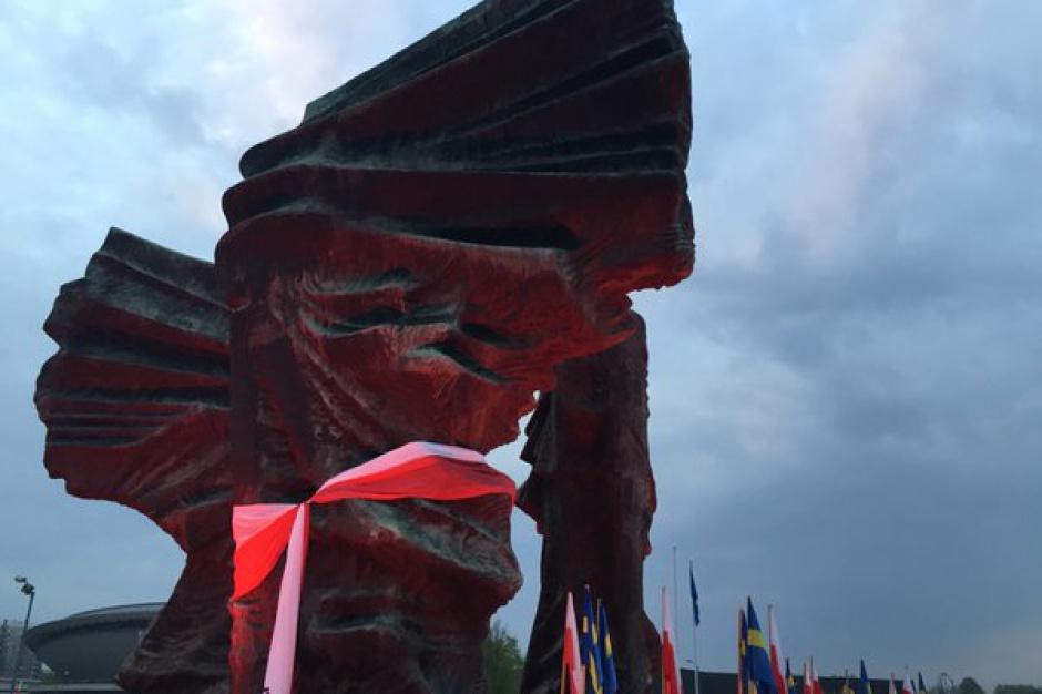 W Katowicach świętowano 95. rocznicę wybuchu III Powstania Śląskiego