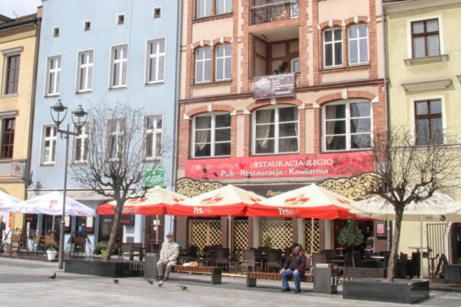 Śląskie: Katowice porządkują centrum, Gliwice pozostają przy swoim