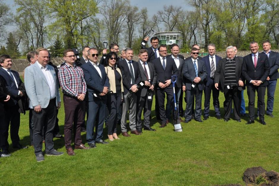 Radom wybuduje w ciągu dwóch lat obiekty sportowe za 110 mln zł