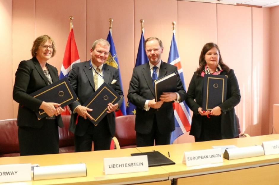 Polska nadal największym beneficjentem środków norweskich i EOG