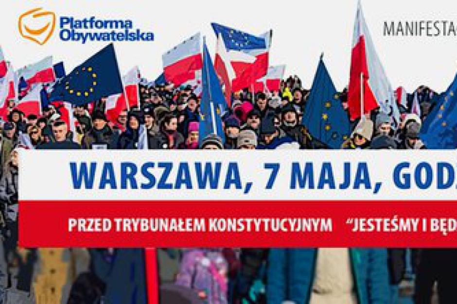 Radni i prezydenci obowiązkowo na Błękitny Marsz