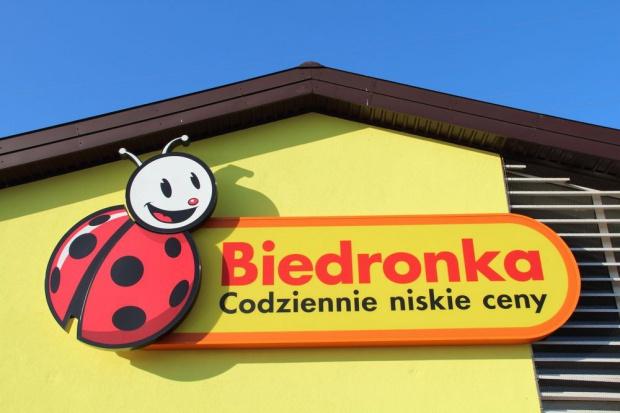 Centrum dystrybucyjne Biedronki w Gorzowie