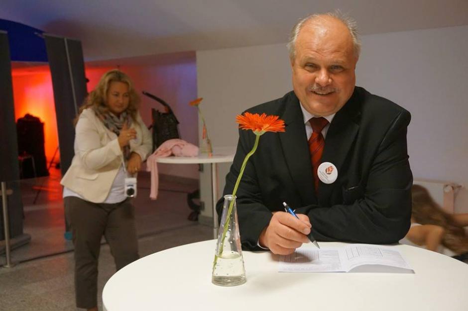 Marek Dyduch nowym szefem SLD w regionie dolnośląskim
