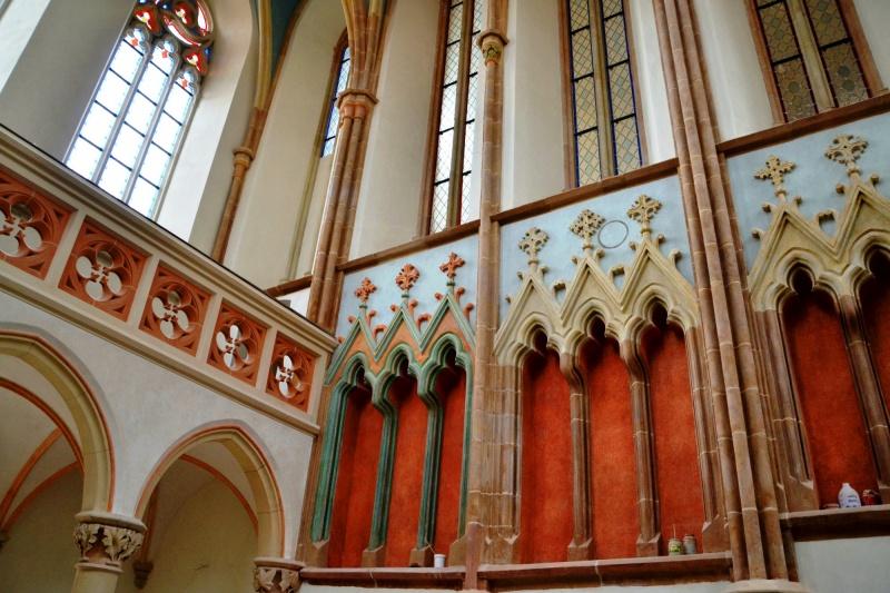 Kaplica została wybudowana pod koniec XIII wieku. Mieści się we wschodnim skrzydle zamku w Raciborzu-Ostrogu. (fot. zamekpiastowski.pl)