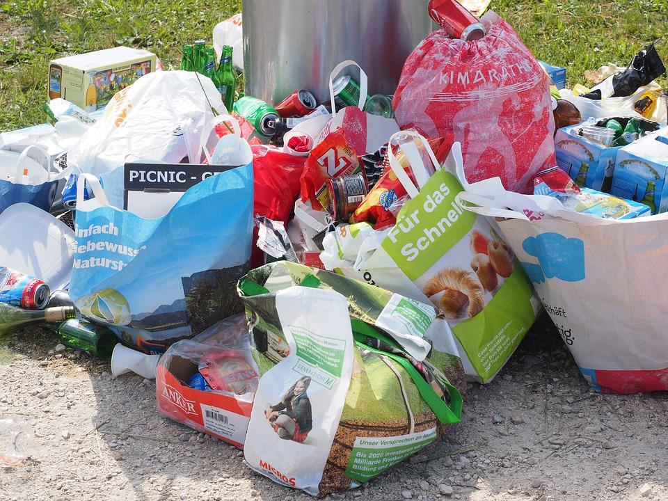 W spalarni będzie spalane 80-90 tys. ton odpadów z Gdańska oraz ok. 70 tys. ton z części woj. pomorskiego (fot. pixabay)
