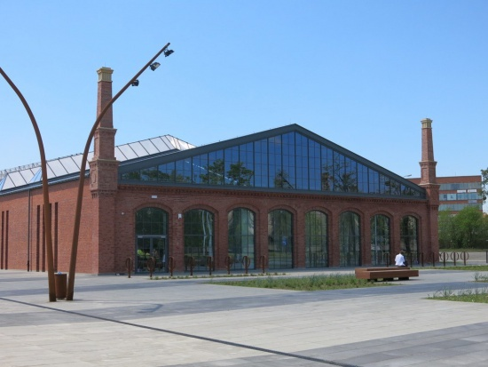 Wrocław: Centrum Historii Zajezdnia na finiszu