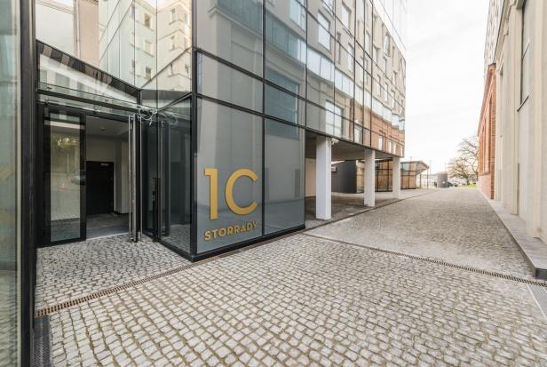 Szczecin: stara elektrownia po remoncie