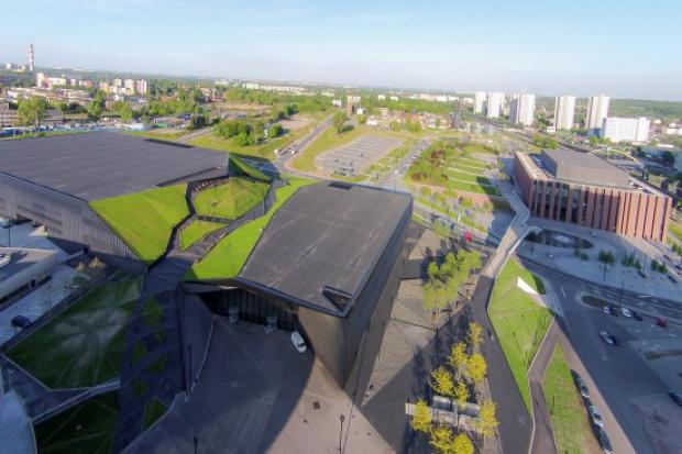 Katowickie MCK wraz ze Spodkiem tworzą kompleks, którego Śląskowi pozazdrościć mogę nie tylko polskie miasta (fot.ptwp.pl)