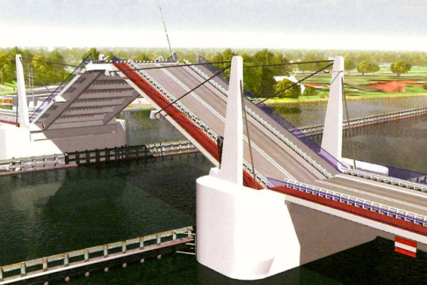 Gdańsk dostał dotację na budowę mostu w Sobieszewie