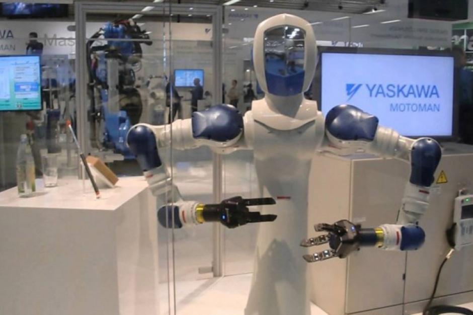 Japoński producent robotów otworzył oddział we Wrocławiu