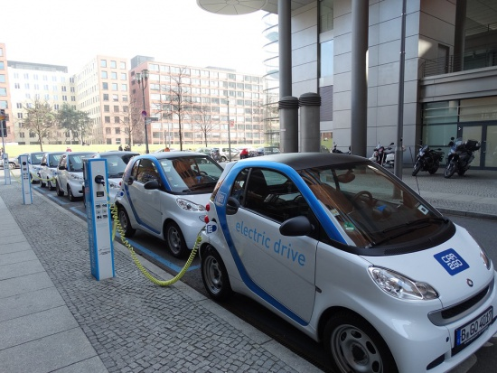 Wypożyczalnia aut elektrycznych w Krakowie - jest plan, ale nie ma jeszcze terminów