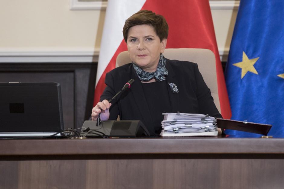 Premier Beata Szydło zapowiada zmiany