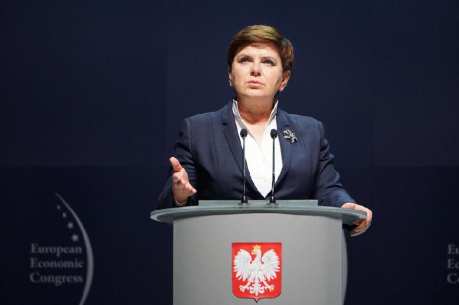 EEC 2016, premier Szydło: Śląsk jest kwintesencją gospodarki