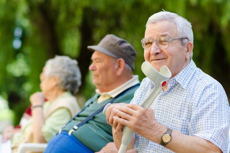Polityka senioralna musi mieć silniejszą pozycję