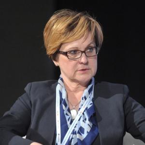 Barbara Sajnaj,  skarbnik Poznania
