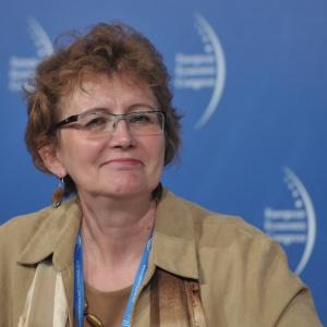 Alina Kwaśniak , d yrektor Biura  Skarbnika Krakowa