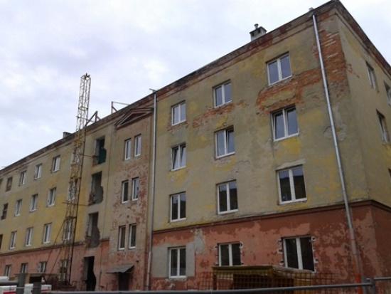 Bydgoszcz. Prace na Kapuściskach na półmetku