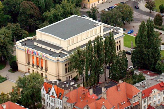 Bydgoszcz wspiera rozbudowę Filharmonii Pomorskiej