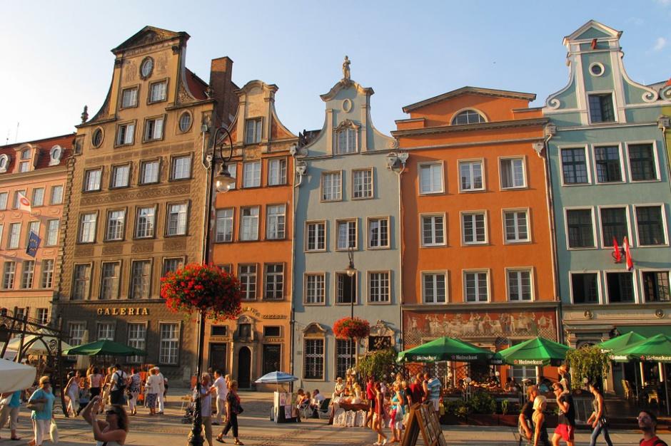 Gdańsk manifestacjami stoi
