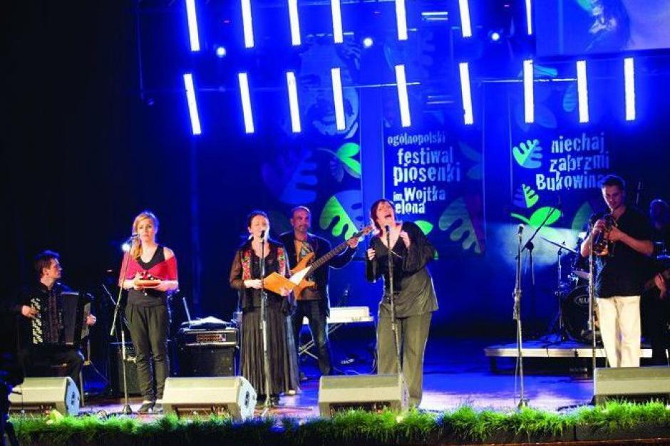 Busko-Zdrój. Festiwal piosenki im. Wojtka Belona