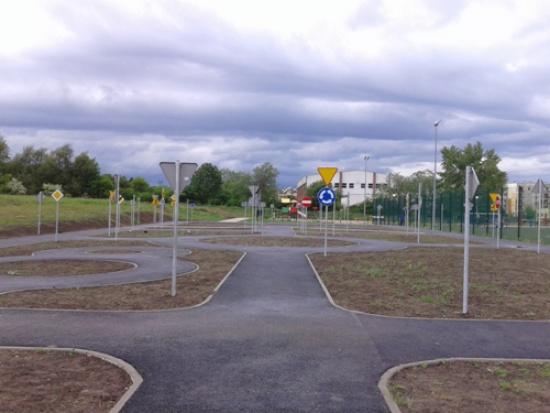 Bydgoszcz ma nowe miasteczko rowerowe