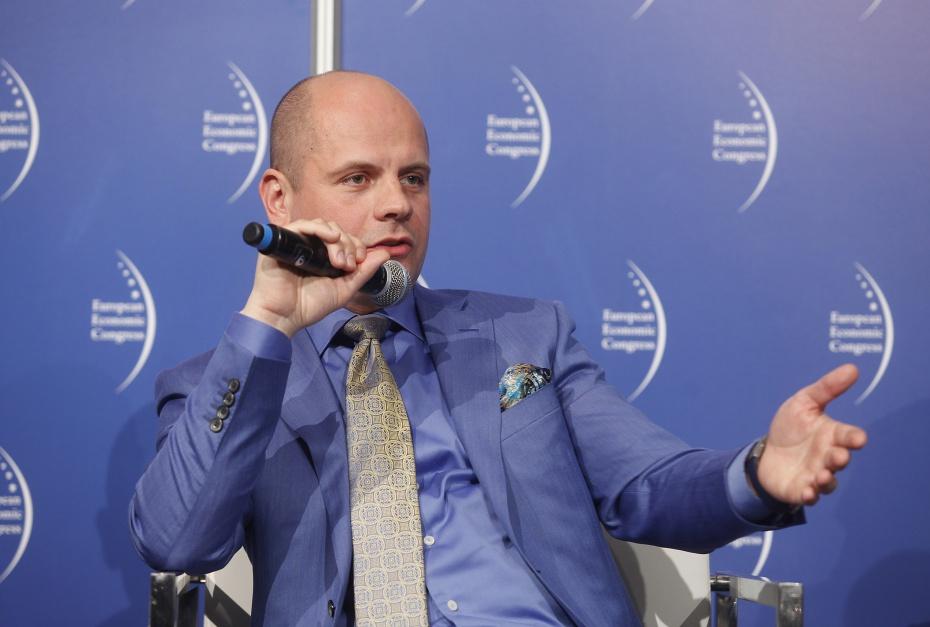 Arkadiusz Nagięć - prezes zarządu PRO-INVEST - podkreśla: Bez szerokiego spojrzenia przy wprowadzaniu rozwiązań smart, nie poznamy rzeczywistych potrzeb mieszkańców danego obszaru (fot. PTWP)
