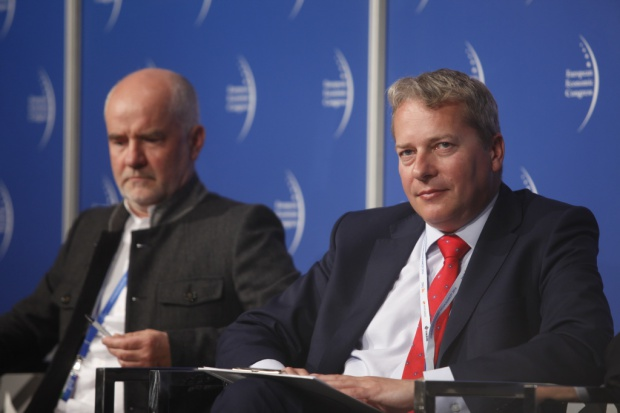 Jacek Bożek i Wojciech Saługa (fot. PTWP)
