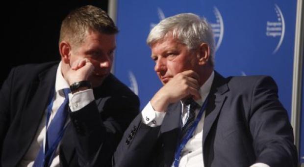 Mieczysław Kieca i Jarosław Kołodziejczyk (fot.PTWP)