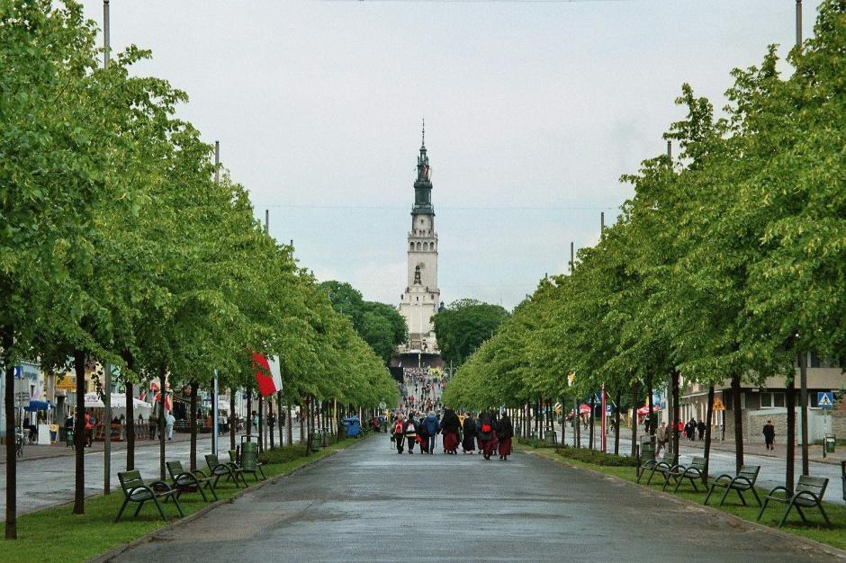Festiwal street artu na terenie strefy ekonomicznej w Częstochowie