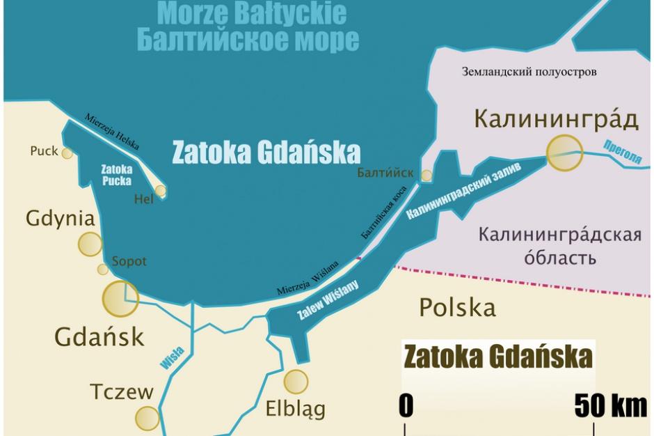 Samorządowcy o przekopie Mierzei - elbląscy chwalą, Krynicy Morskiej zapowiadają protesty
