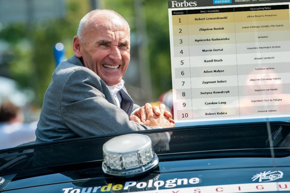 Tour de Pologne jedzie dzięki wsparciu miast
