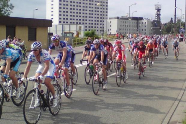 W 2015 r. Tour de Pologne był pokazywany w 120 państwach na całym świecie (fot.gmina.pl)