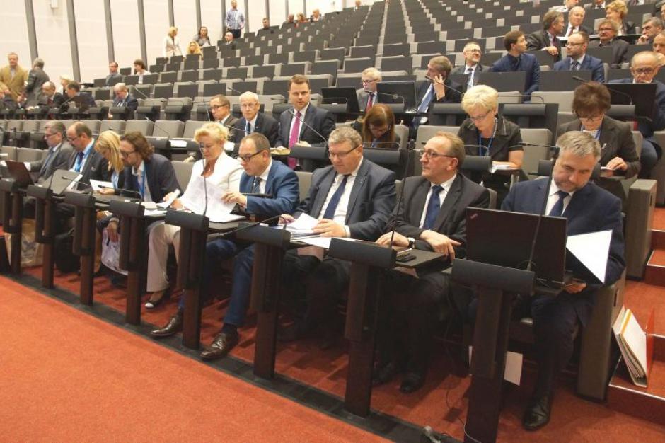 Wielkopolskie: Sejmik udzielił absolutorium zarządowi województwa