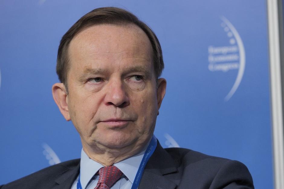 Władysław Ortyl nie podpisał protokołu kontroli CBA