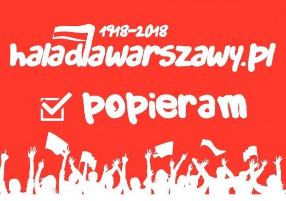 Hala dla Warszawy. Jest petycja do Beaty Szydło i Hanny Gronkiewicz-Waltz