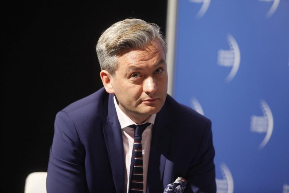 Robert Biedroń będzie ponownie kandydował na prezydenta Słupska