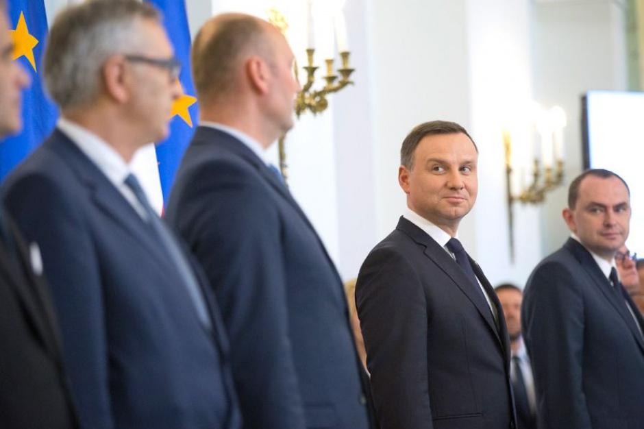 Prezydent: praca w samorządzie wymaga serca