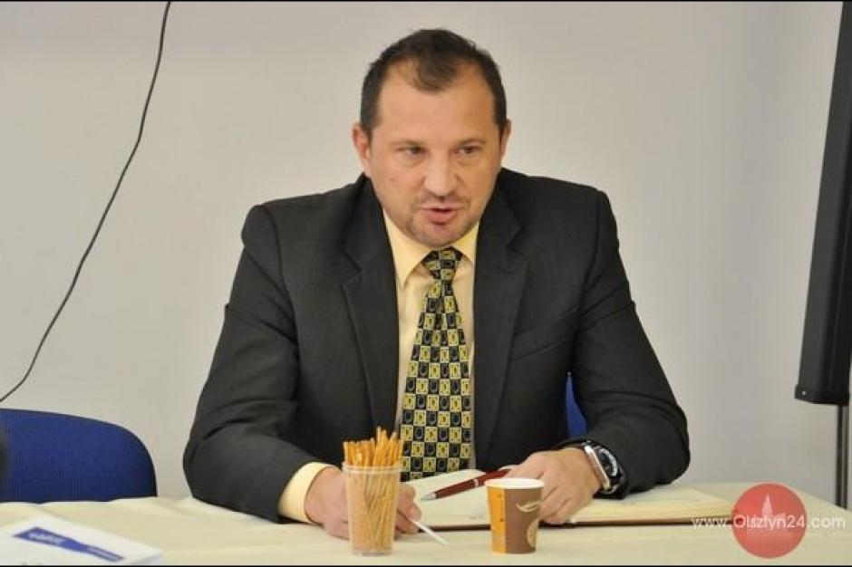 Ryszard Kuć  kandydatem na wiceprezydenta Olsztyna