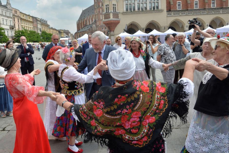 Kocham Kraków. Zwzajemnością