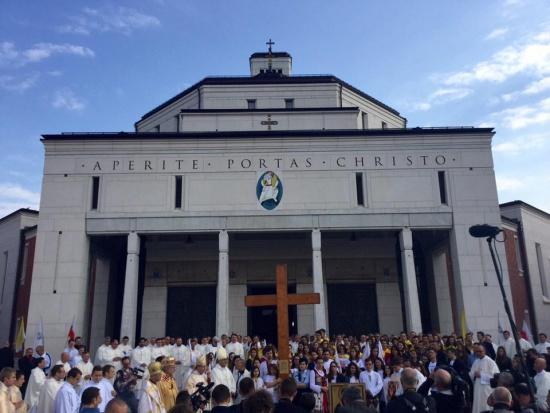 Na ŚDM zmienią organizację ruchu w Krakowie