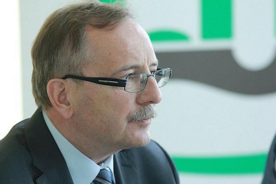 Mirosław Koziura odwołany ze stanowiska prezesa Wyższego Urzędu Górniczego