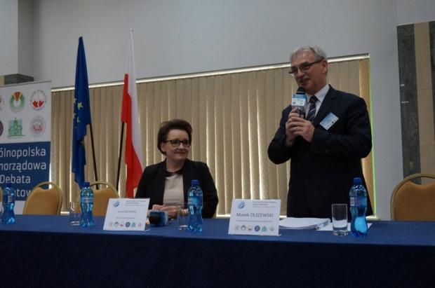 Ogólnopolska Samorządowa Debata Oświatowa: Potrzebny dialog w sprawach oświaty